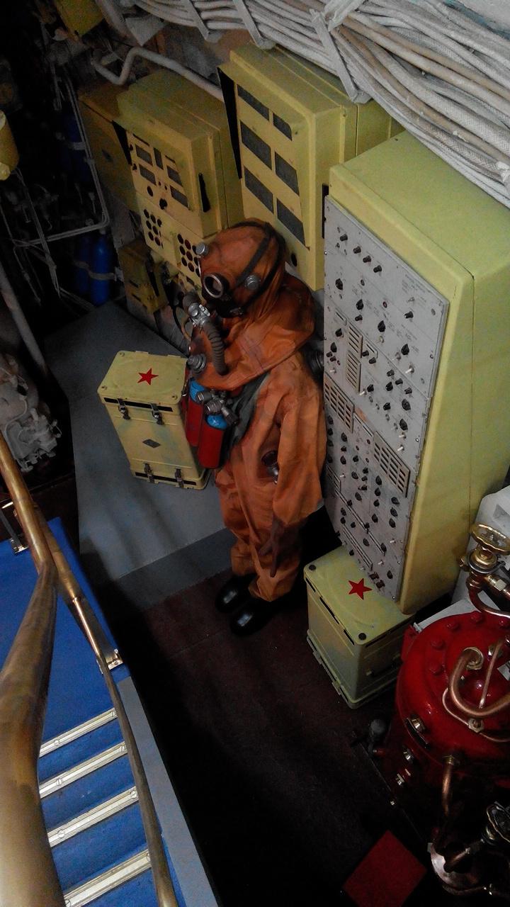 Спасательный гидрокостюм (ССП) с ИДА